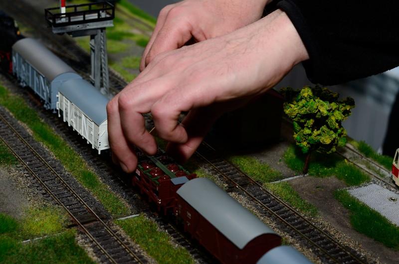 鉄道模型に必要な工具
